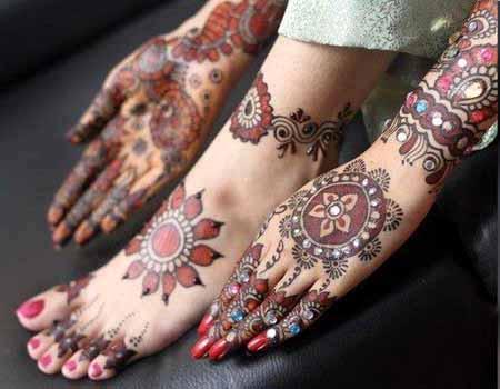 Anklets and Bracelets