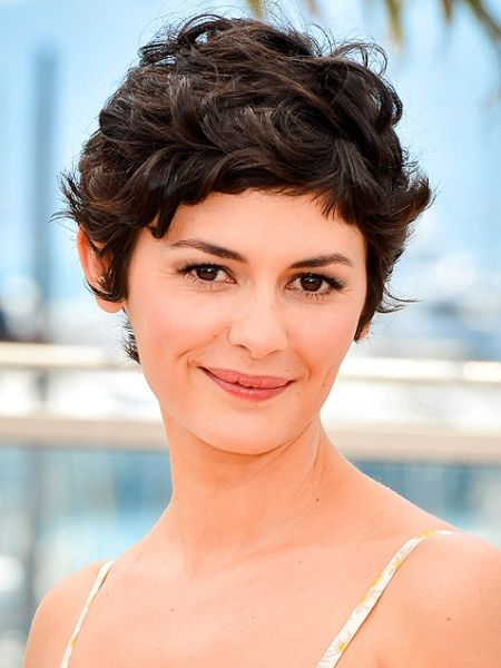 Audrey Tautou hairstyle