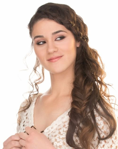 Bohemian-Fishtail-Braid