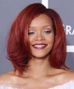 Bold Red Do