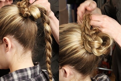 Braid-Around-Your-Bun