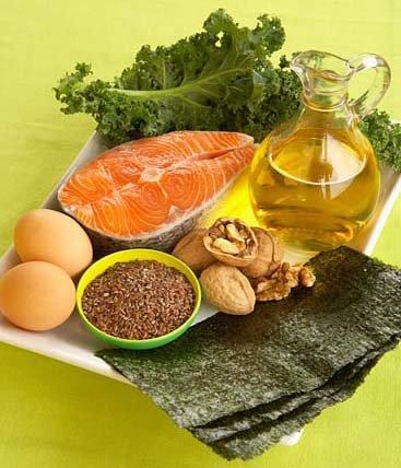 Fish (Essential Fatty Acids)