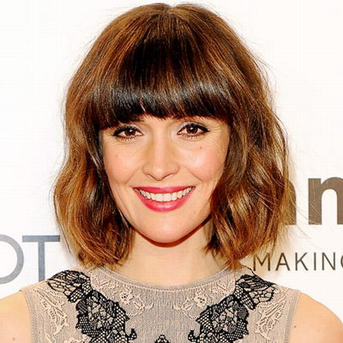 20 Hairstyles That'll Make You Want Long Hair With Bangs besides Best 25  Full side bangs ideas on Pinterest   Medium length besides  moreover  furthermore 25 Best Fringe Hairstyles to Refresh Your Look as well 15 Medium Hairstyles With Bangs  Our Latest Faves also  together with Best 20  Full fringe hairstyles ideas on Pinterest   Fringe in addition Full fringe hairstyle for medium thick hair   Hair   Pinterest furthermore Full fringe long hairstyles   Hairstyle foк women   man moreover Long full fringe hairstyles   Hairstyle foк women   man. on full fringe haircuts