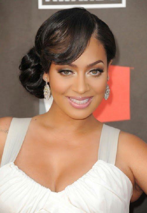 Phenomenal 59 Sweet Prom Hairstyles For Black Girls Down Amp Side Prom Short Hairstyles Gunalazisus