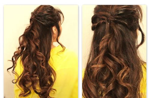 Little Curly Braid