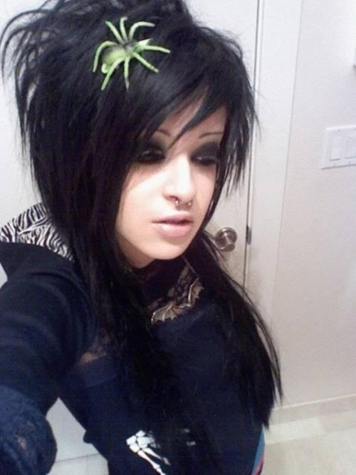 Sensational 50 Emo Hairstyles For Girls I Bet You Haven39T Seen Them Before Hairstyles For Men Maxibearus