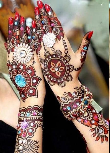 Mandala for Hands
