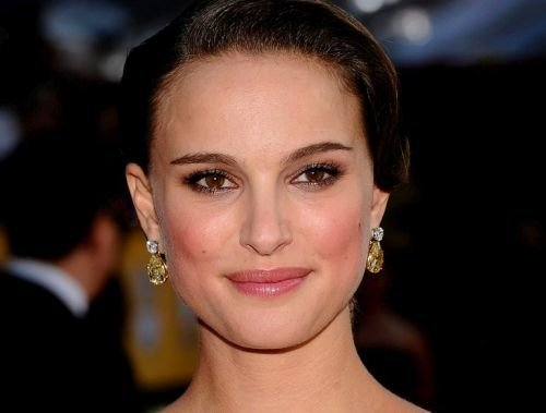 Natalie Portman eyebrows