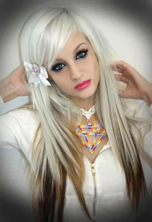 Super 50 Emo Hairstyles For Girls I Bet You Haven39T Seen Them Before Short Hairstyles For Black Women Fulllsitofus