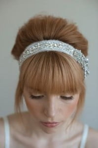Preppy Bridal Hair