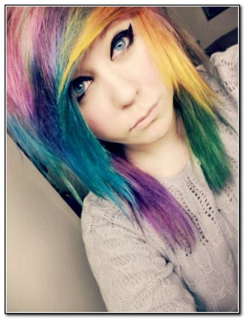 Rainbow Scene Effect