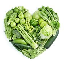 Raw Vegetables (Keratin)