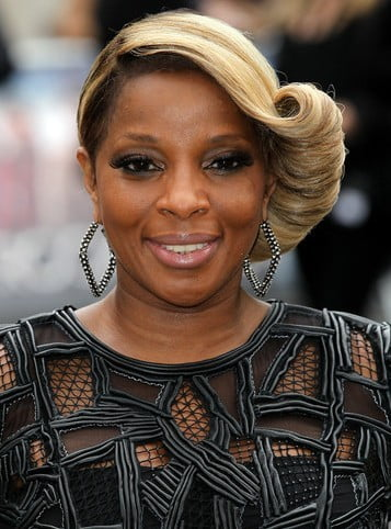 Black celebrity micro braids