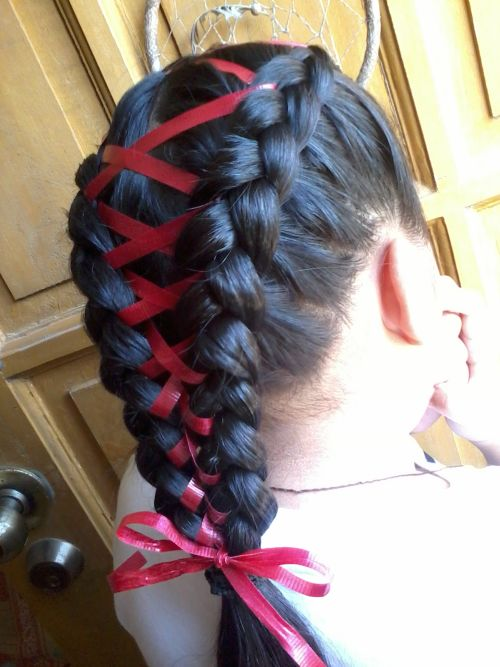 Cute French Braid Hairstyles When You Want To Try