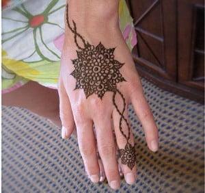 Ring Finger Pattern