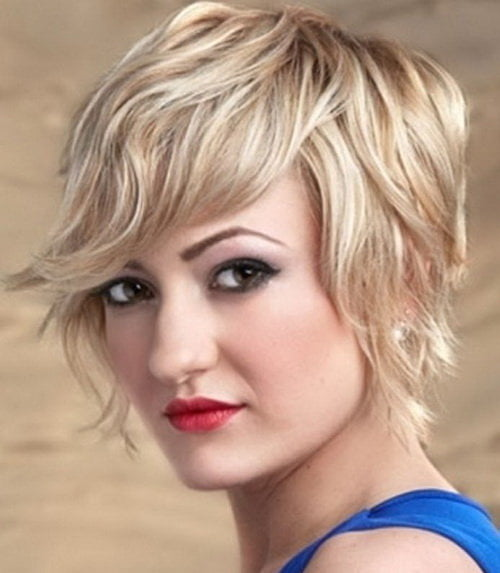 Layered Haircuts For Square Faces: 52 Short Hairstyles For Round, Oval And Square Faces