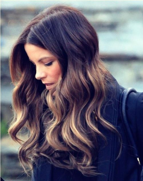 54 vivid hairstyle ideas for highlighted hair simple omber extension to black hair pmusecretfo Choice Image