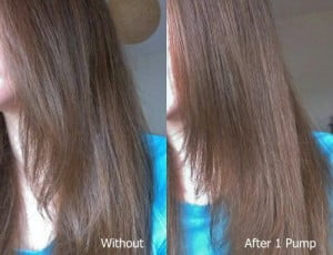 Smooth and Shiny Hair Look Adorable Without Styling