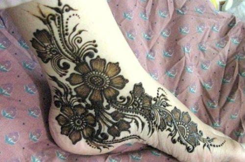 Sunflowers For Feet