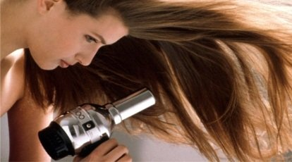 The right way to blow dry