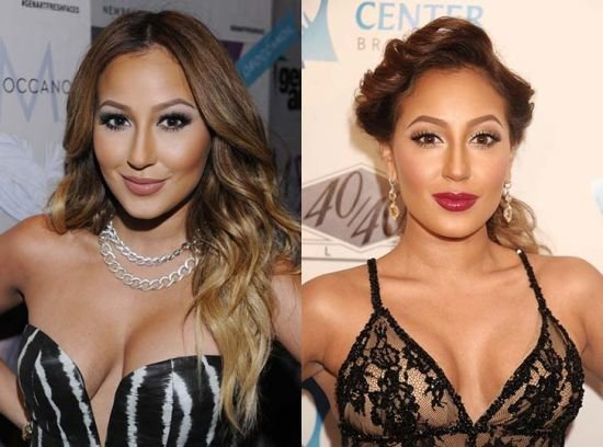 Adrienne bailon boobs
