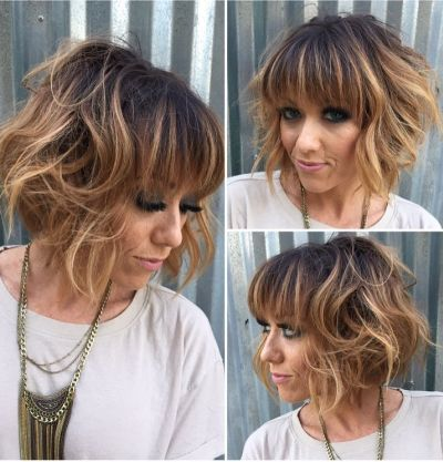 Marvelous 83 Latest Layered Hairstyles For Short Medium And Long Hair Short Hairstyles Gunalazisus
