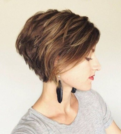 Enjoyable 55 Cute Bob Hairstyles For 2016 Find Your Look Short Hairstyles Gunalazisus