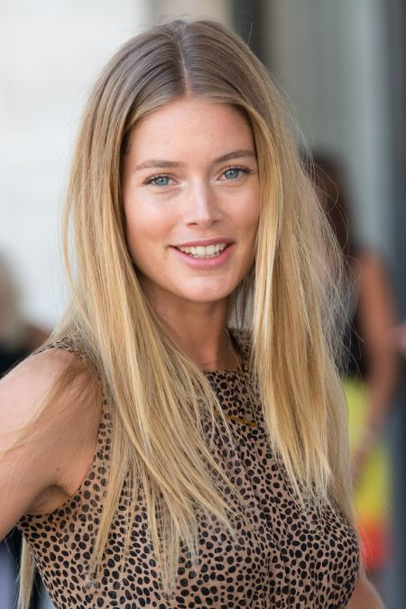 Doutzen Kroes Long hair