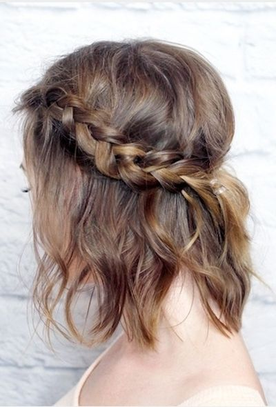 Fabulous 70 Cute French Braid Hairstyles When You Want To Try Something New Short Hairstyles Gunalazisus