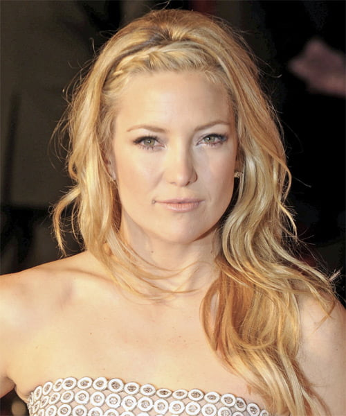 Kate Hudson braid