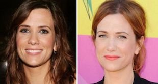 Kristen wiig before and after