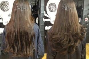 Managing long hair