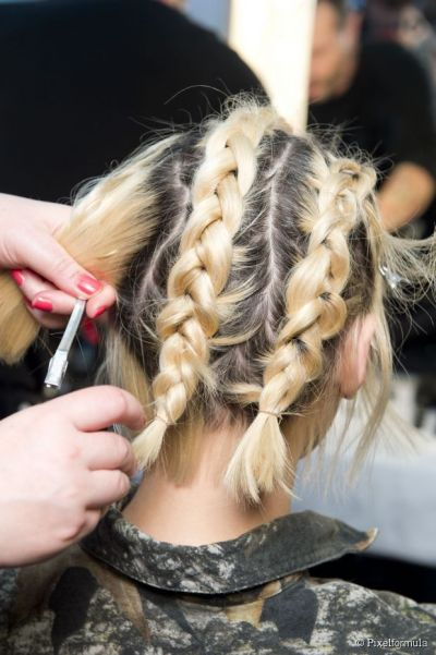 Fabulous 70 Cute French Braid Hairstyles When You Want To Try Something New Short Hairstyles For Black Women Fulllsitofus