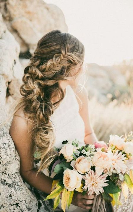 Unique Wedding Hairstyles 2016