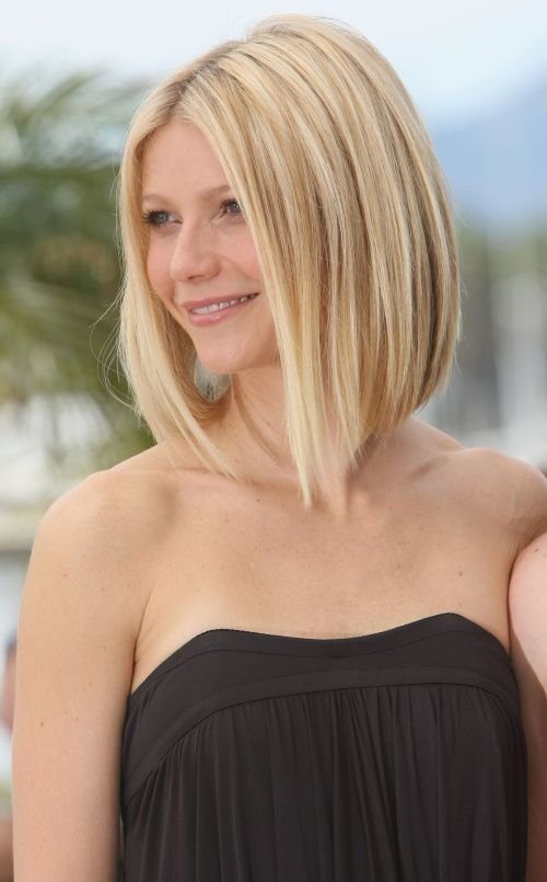 a line long bob fine thin hair 2