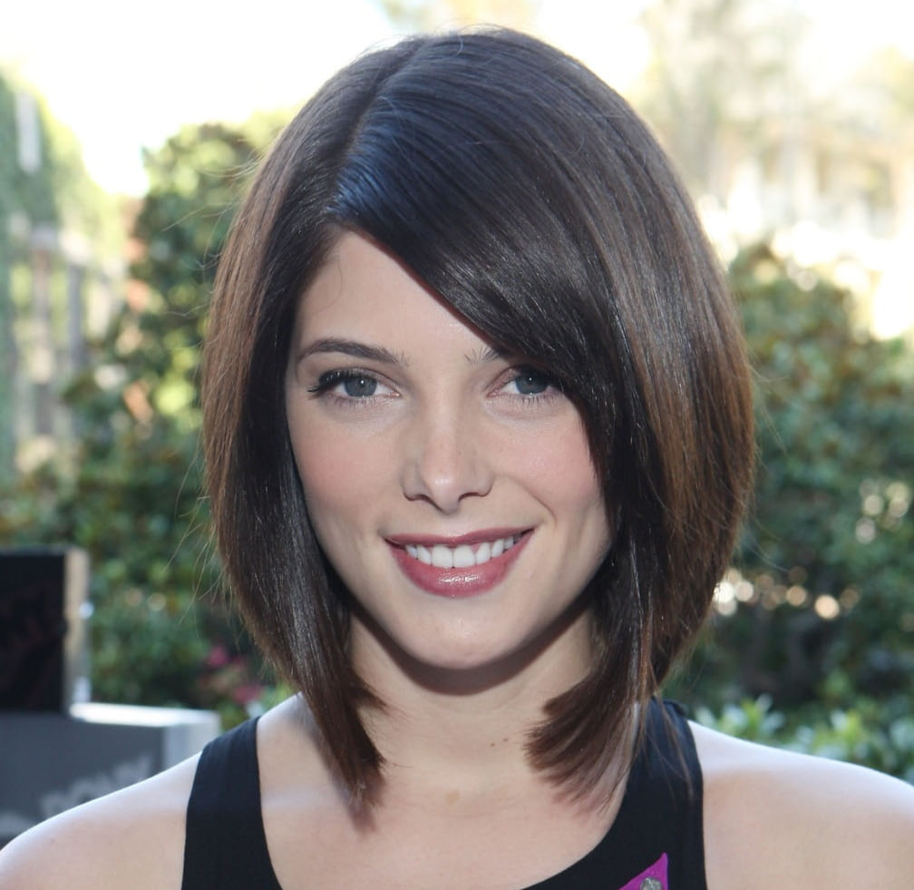 a line long bob fine thin hair