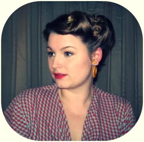 a little height vintage hair