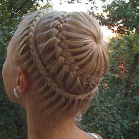amazing braids basket braid