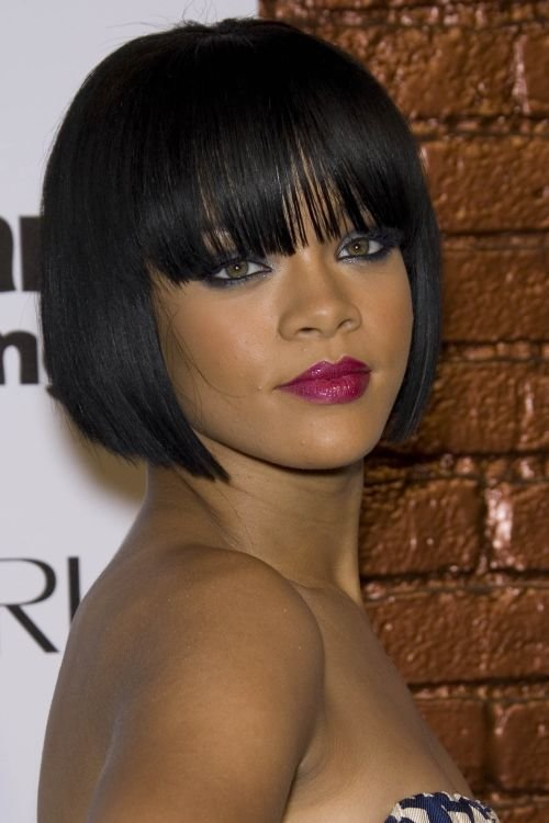 Fantastic 51 Top Rihanna Hairstyles That Are Worth Trying For Every Girl Short Hairstyles For Black Women Fulllsitofus
