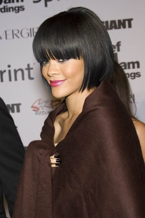 51 top rihanna hairstyles that are worth trying for every girl blunt bob urmus Gallery
