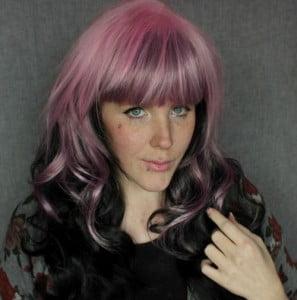 blunt scenic hair