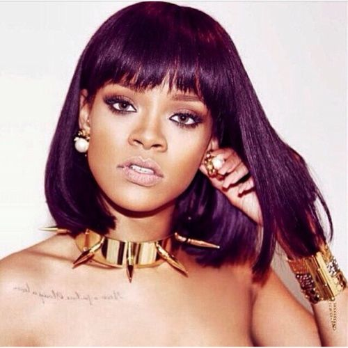 Pleasant 51 Top Rihanna Hairstyles That Are Worth Trying For Every Girl Short Hairstyles For Black Women Fulllsitofus