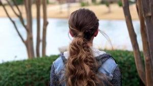 braid around fishtail