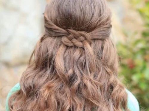 Astounding 56 Creative Little Girls Hairstyles For Your Princess Short Hairstyles Gunalazisus
