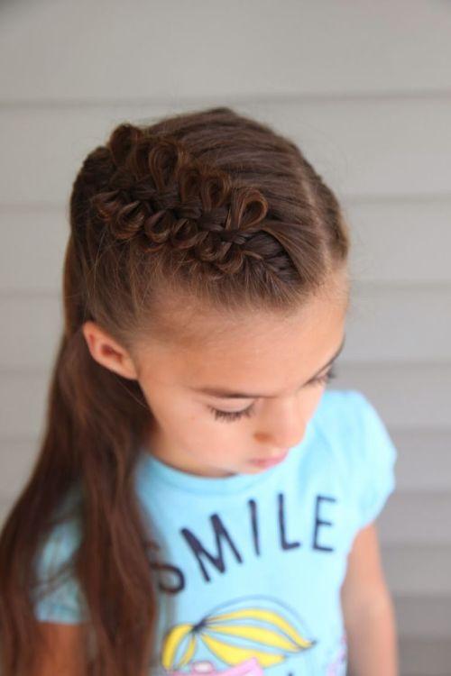 Pleasing 56 Creative Little Girls Hairstyles For Your Princess Short Hairstyles Gunalazisus