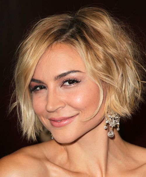 chic short bob thin fine hair