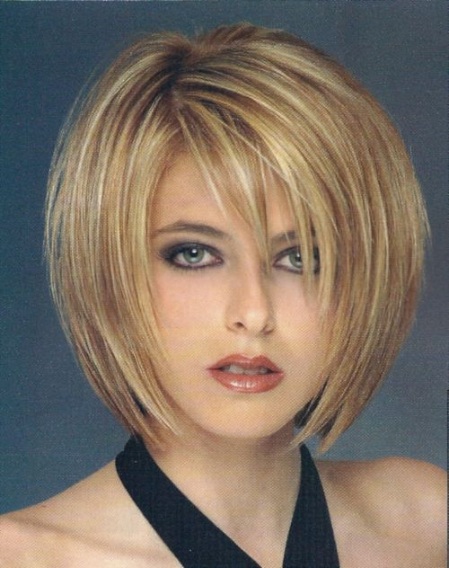 Hairstyle For Thin Volume Hair : Cute bob hairstyles for find your look