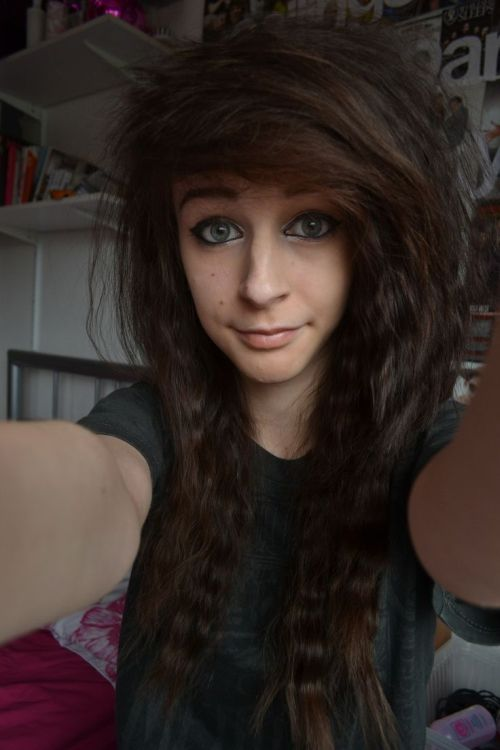 Pleasing 50 Emo Hairstyles For Girls I Bet You Haven39T Seen Them Before Short Hairstyles For Black Women Fulllsitofus