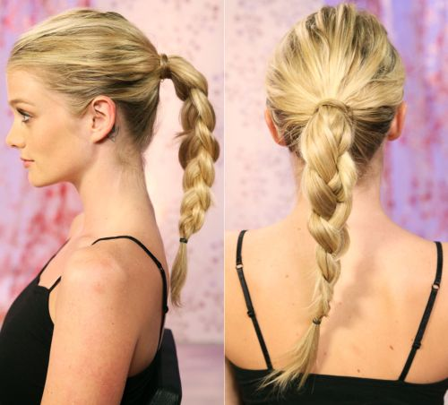 Swell Easy Braids For Long Curly Hair Braids Hairstyle Inspiration Daily Dogsangcom