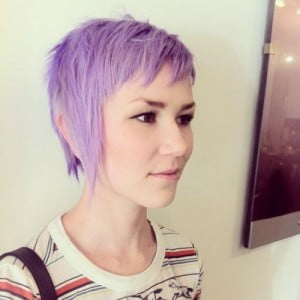 faded pixie scenic hair